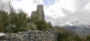 Le château de Calamès