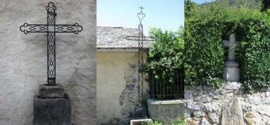 Les croix du village