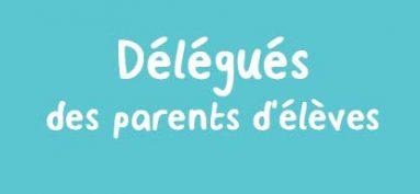 Délégués de parents d'élèves