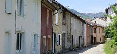 Le centre-bourg