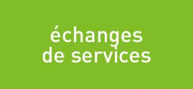Échanges de services